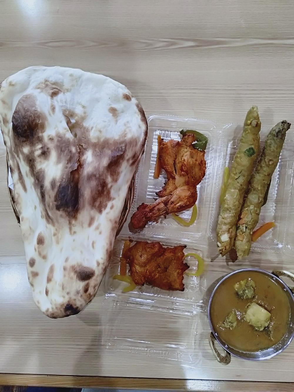 インド料理 ニューサイノ(インドリョウリ ニューサイノ)